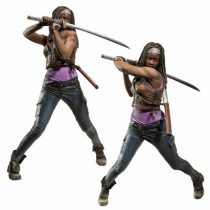 Mcfarlane The Walking Dead Michonne 25cm Deluxe Action