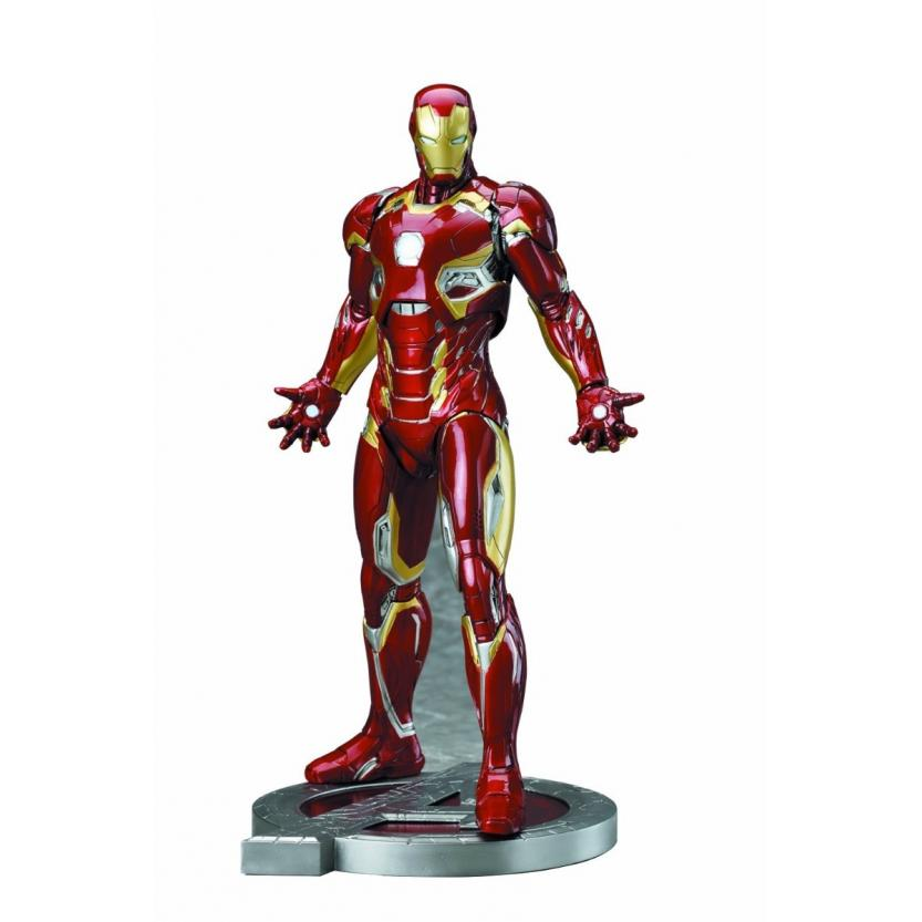 Kotobukiya Marvel: Iron Man Mark 45 Artfx Age Of Ultron 1/6 (preventa)