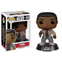 Funko Pop! Finn Episode Vii Star Wars Bobble Head #59