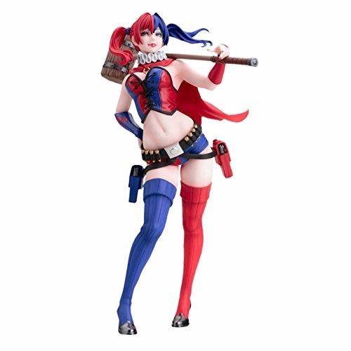 Kotobukiya Dc Comics Harley Quinn Bishoujo 1/7 (preventa)