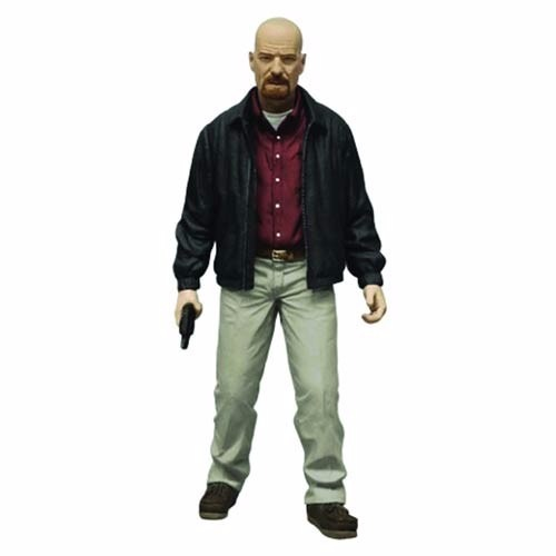 Breaking Bad Heisenberg Walter White C/arma 15cm