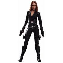 Hot Toys Capitan America The Winter Soldier Black Widow (preventa)