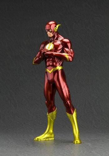 Kotobukiya The Flash New 52  Dc Comics  Artfx   Statue (preventa)