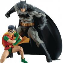 Kotobukiya Dc Comics Batman & Robin Pack Artfx  Statue (preventa)