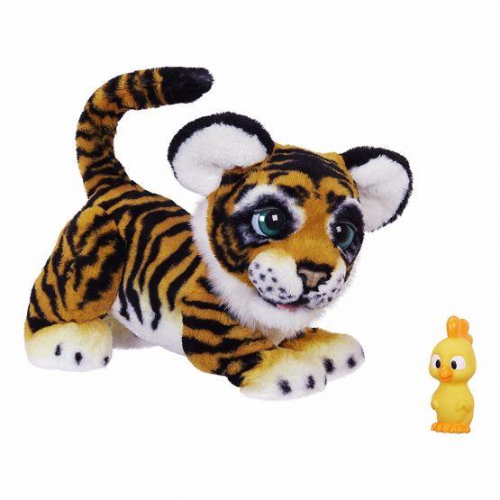 Robot Furreal Friends Tyler El Tigre 100 Sonidos y Movimientos Fur Real (preventa)