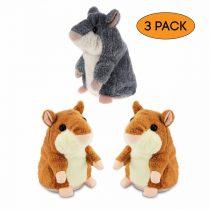 Hamster Habla Repite Lo Que Le Decis Pack X 3 (preventa)