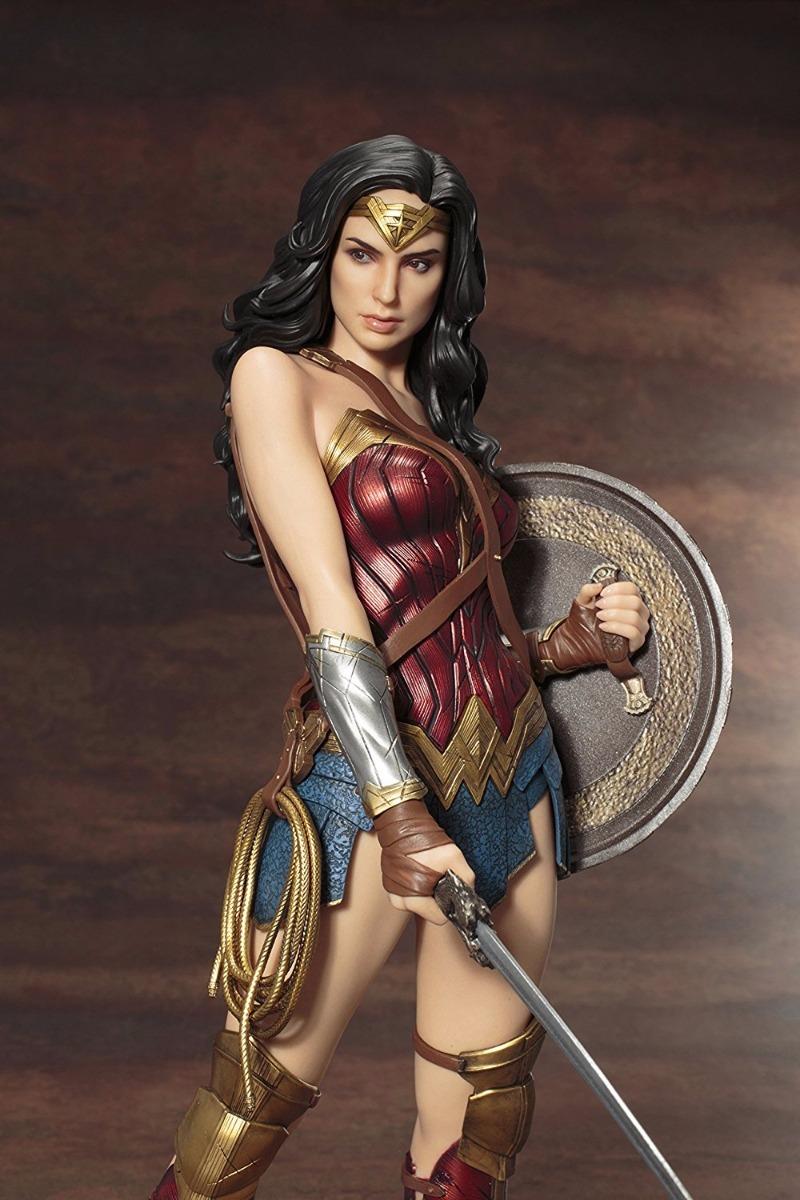 Kotobukiya Movie Wonder Woman Artfx Batman Vs Superman 16 -9927