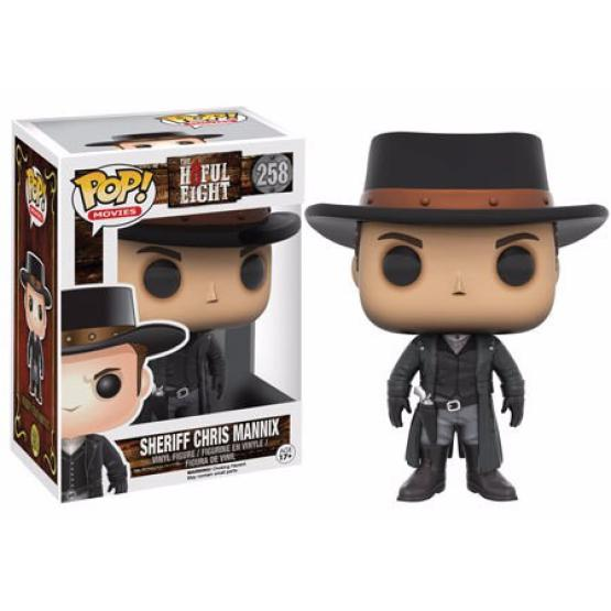 Funko Pop! Sheriff Chris Mannix #258 The Hateful Eight