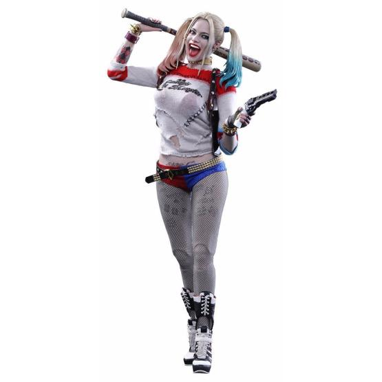 Hot Toys Harley Quinn  1/6 Scale 12  Suicide Squad Margot (preventa)