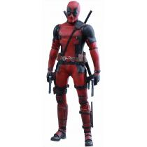 Hot Toys Marvel Comics Movie Masterpiece Deadpool 1/6 Scale (preventa)