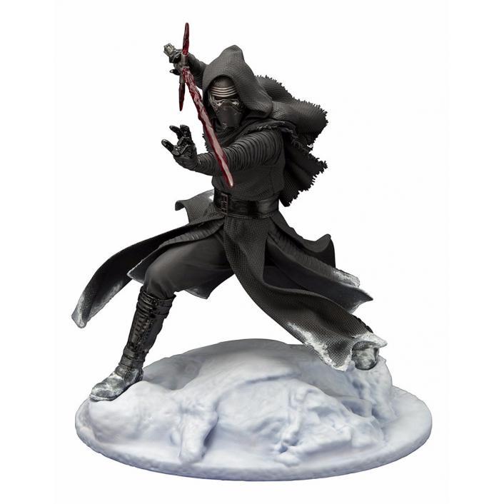 Kotobukiya Kylo Ren Figure Action Figure (new) 1/7 Con Leds (preventa)